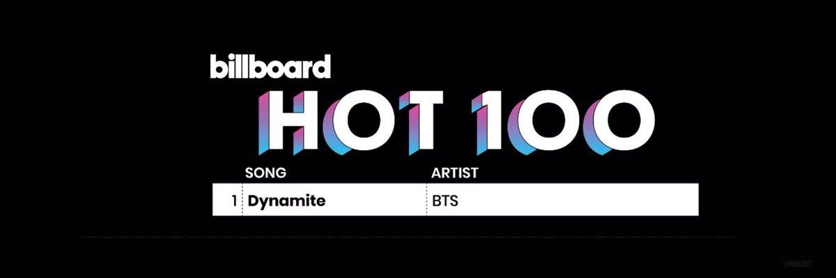 Lyrah Edit On Twitter Bts Billboard Hot100 1 Headers Bts1onhot100 Bts Twt Bts Dynamite Bts
