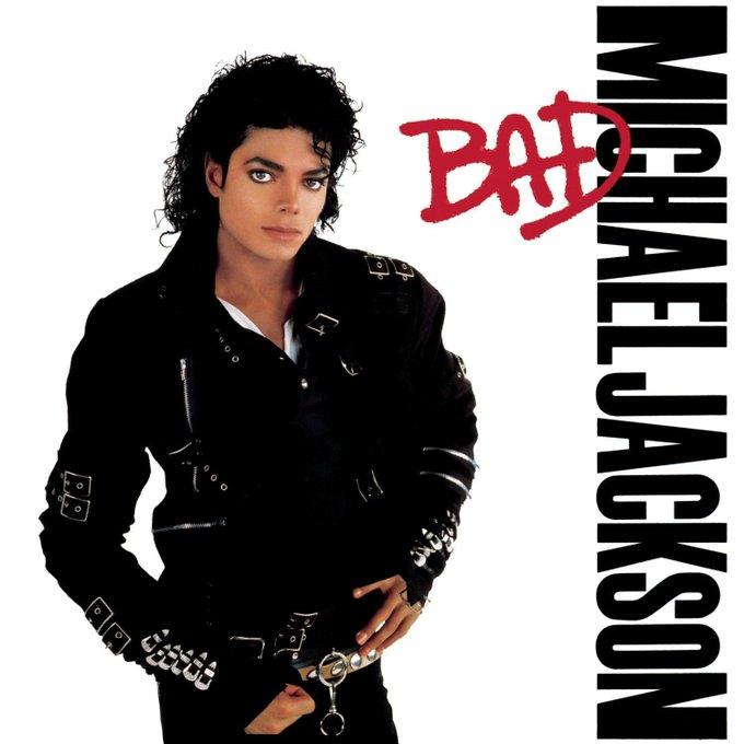 Happy Birthday to Michael Jackson\s Bad Album!