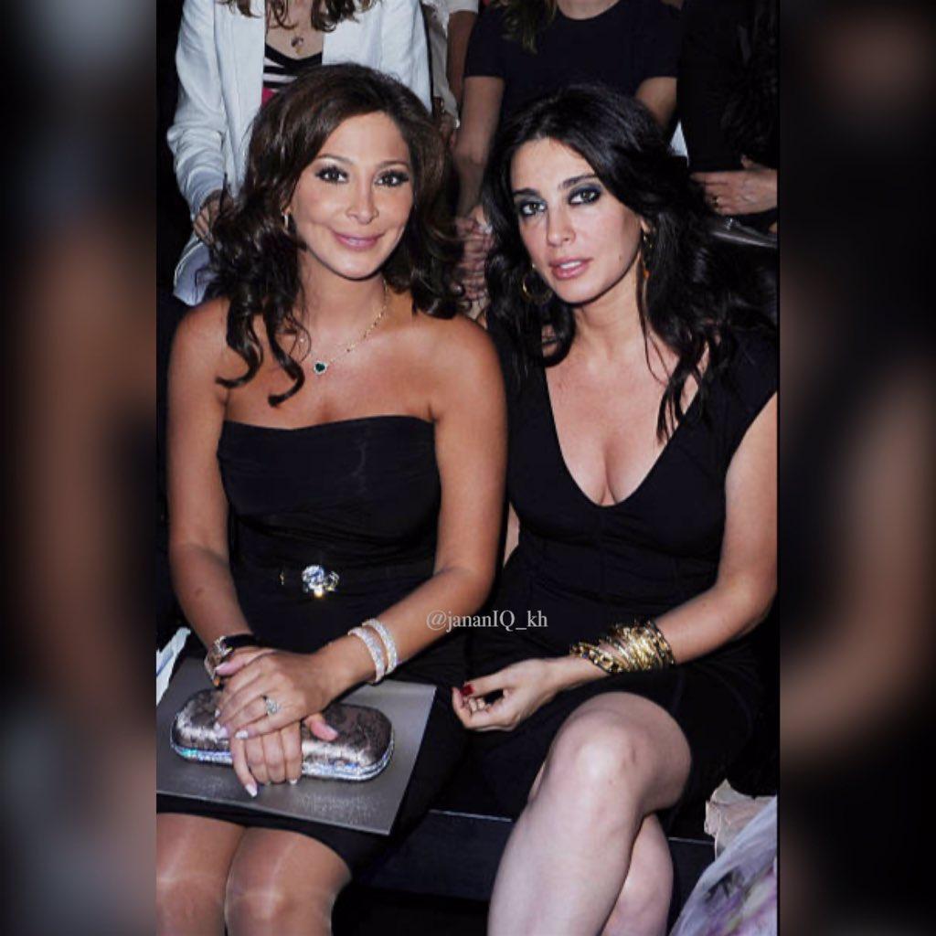 Our Legend Star #Elissa @elissakh  With @NadineLabaki #TB ✨👑♥️