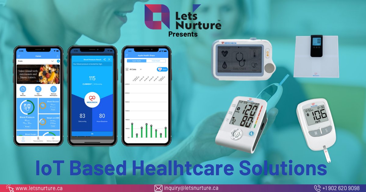 IoT is undoubtedly reshaping the healthcare industry across the globe by ensuring better care, enhanced treatment outcomes, improved processes, and improved patient experience. Get in touch with us to explore business opportunities in IoT Health #healthcare #iot #smarthealth