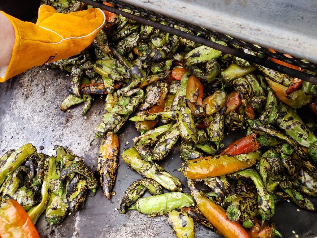 Discover all of the flavorful details about chile roasting season and learn why locals covet this time of year in Albuquerque. #TrueABQ https://t.co/mBG4c6uXWn https://t.co/yFOnDyT8jx