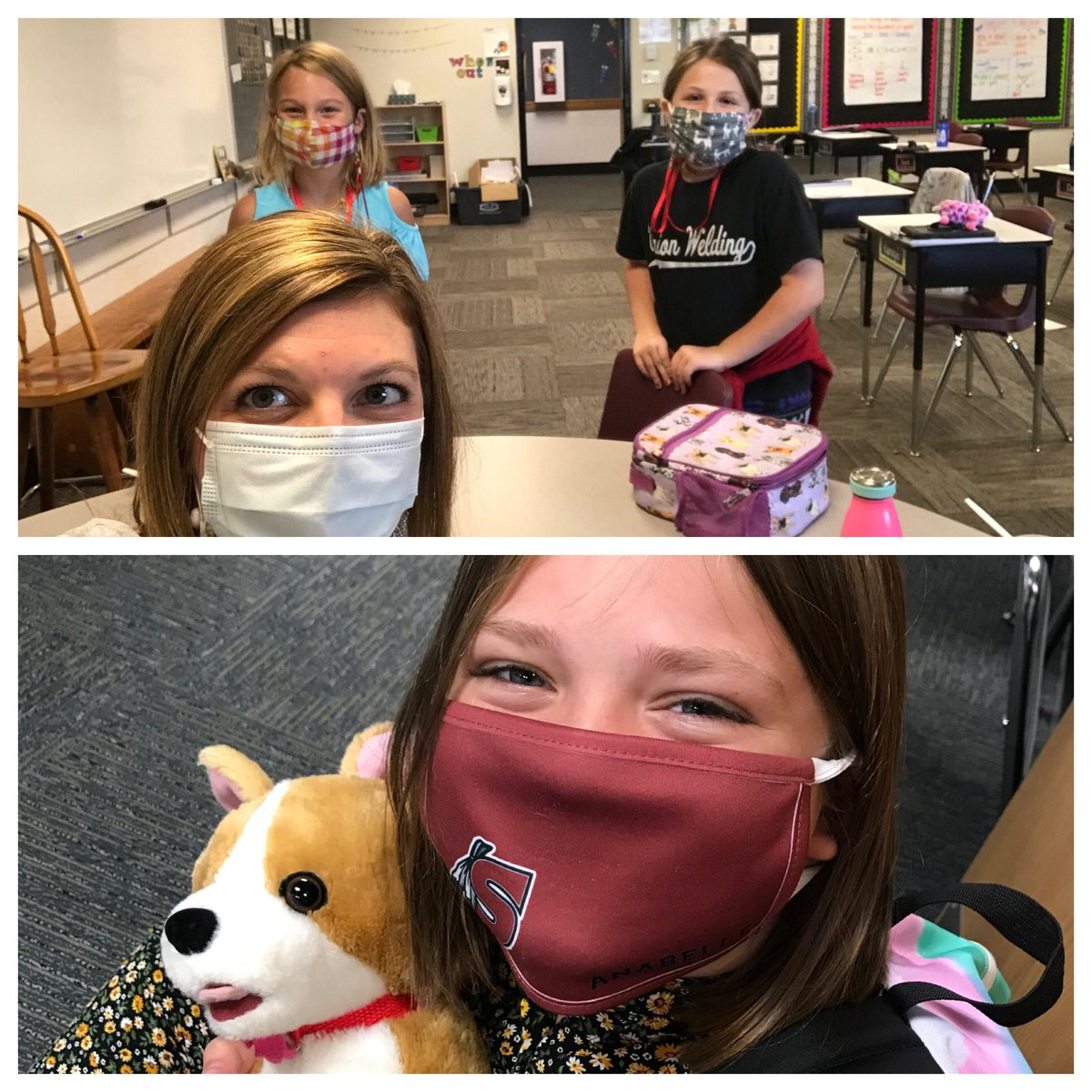 Lunch with two sweet girls and a couple of extra fluffy friends make for a great Monday! #RewardDay #GoodBehaviorCoupons #LPSelma https://t.co/uK0Qmd1FTF