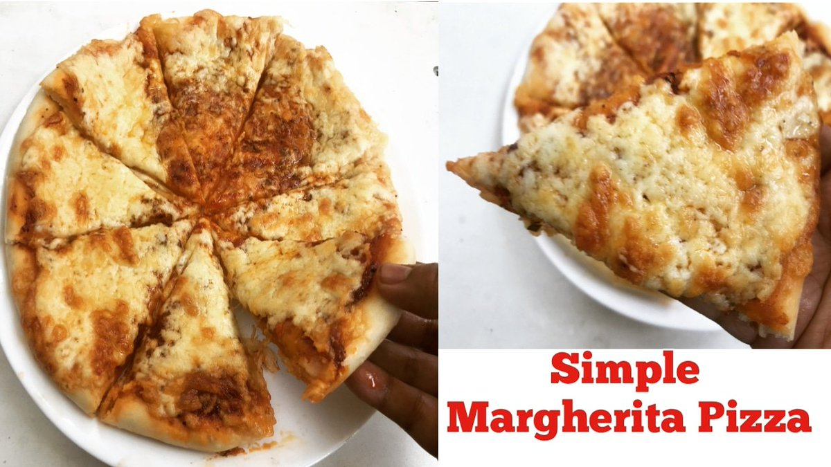 Margherita Pizza #SSRsKitchen Full Recipe Video https://t.co/aEWXTljmfb #MargaritaPizza #MargheritaPizza #SimpleCheesePizza #Howtomakesimplemargaritapizza #Cheesepizzarecipe #Pizzamargheritarecipe #Bestmargheritapizzarecipe #DominosStylemargheritarecipe #PizzahutStylemargherita https://t.co/LO9q3JTNc8