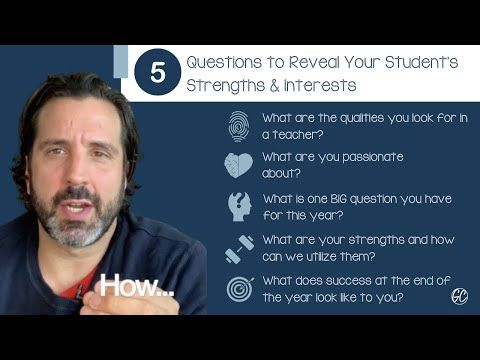 Welcome Your Students to the School Year Using @Wakelet, @Flipgrid, and These 5 Questions buff.ly/2Fj4UqL