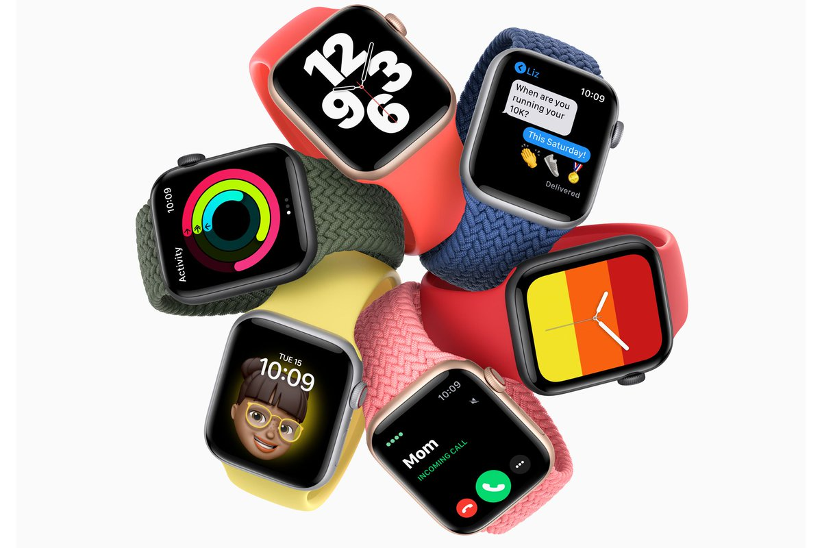 Here's how to pick between the Apple Watch Series 6, SE, and older models