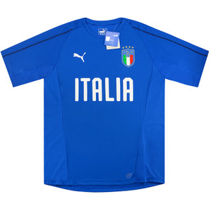 #TuesdayThought for you - how about some great @Puma training shirts with a retro vibe? We're really digging the Italy ones! You can grab one for under £20 right now on @classicshirts. Follow this link ➡️https://t.co/Nyw5vWIWJT #Italia #Suisse #footballisback https://t.co/IFpCgcDHG6