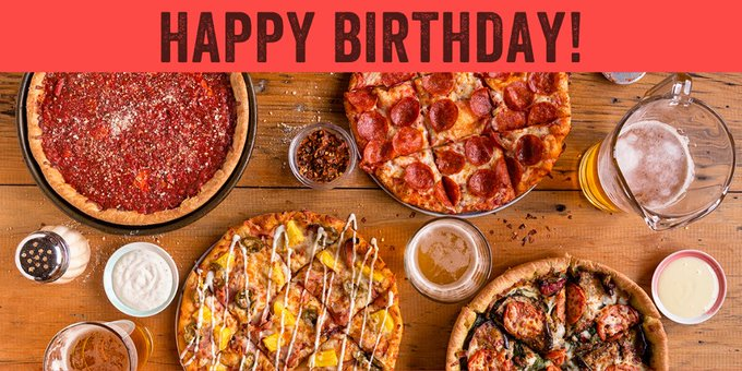 Happy Birthday, Prince Harry! Might we suggest pizza across the pond to celebrate?!