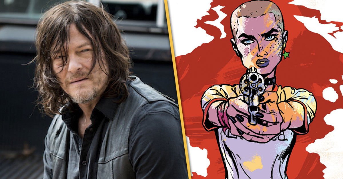 THE WALKING DEAD'S NORMAN REEDUS To Produce And Likely Star In UNDONE BY BLOOD TV Series - https://t.co/KeU4MiAKw7 https://t.co/fqPa9u4EZ8