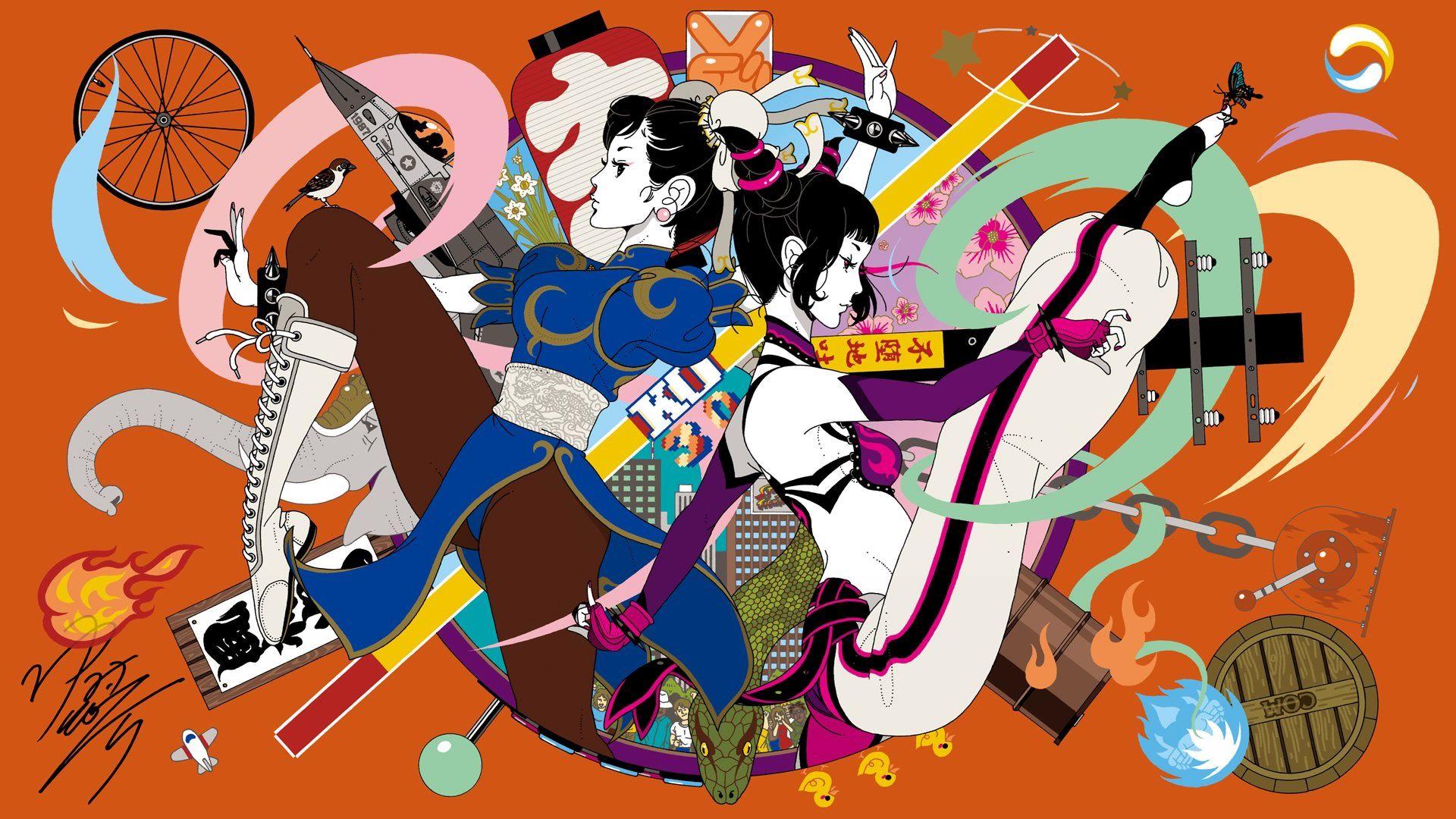 中村佑介 ジャケ全集 Play どっちも描いてるから僕も混ぜて混ぜて 笑 Capcom Vs 手塚治虫 Characters