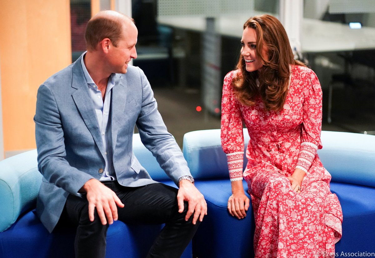 Throughout the Covid-19 emergency, London Bridge Job Centre has continued to provide face to face support to vulnerable customers. The Duke and Duchess of Cambridge spoke to customers, staff and employers about the challenges they have faced in recent months.