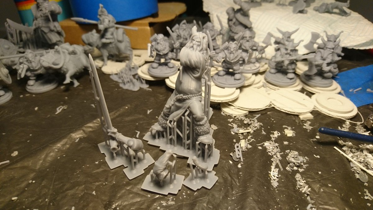 For those interested Stoic released for free the 3d models that were used in @BannerSaga board game! https://t.co/PTefoqpox4 https://t.co/8TWF1FTlXR