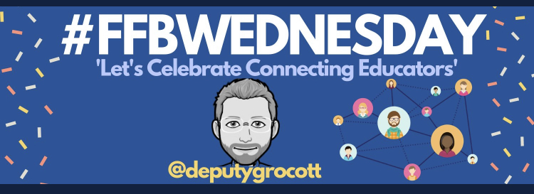 It's #FFBWednesday, a great way to make connections and build your PLN. It's easy: ⭐️Like and retweet this to spread the word ⭐️Comment below with your edu bio and use the hashtag ⭐️ Follow and follow back those who you think would be a great addition to your support network