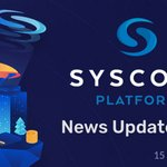 Image for the Tweet beginning: Jam-packed @Syscoin news update! • 2