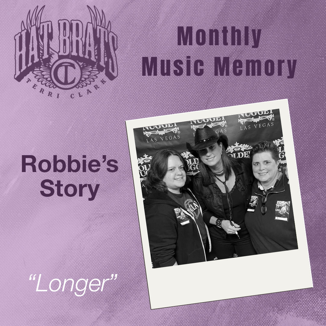 """Everyone meet the September Music Memory winner, Robbie H.! For Robbie, Terri's song """"Longer"""" is one that has a special meaning. Read her story here: https://t.co/CGPmuxQbUF https://t.co/NOBBVWs3uh"""
