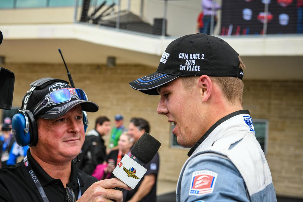 Help us wish a very happy birthday to the voice of the #RoadToIndy,  @RobHowden! https://t.co/DgGidbI6lc