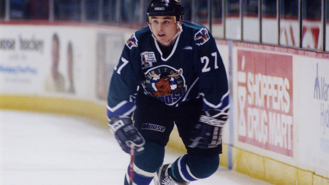 ANTLERED ALUMNI: #MBMoose alumni Bill Bowler discussed with @jenredenbach how he applies inspiration from his time with Manitoba in his role as GM and V.P. of Hockey Operations for the OHL's Windsor Spitfires.  READ >> https://t.co/z1upq2PUsC https://t.co/57bXnf2Wbj