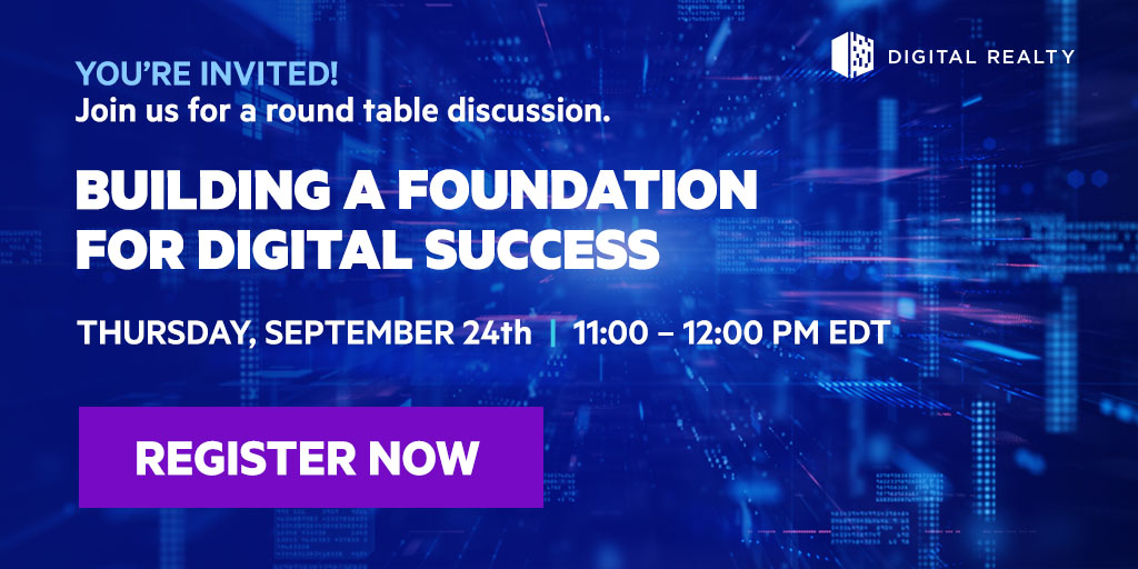 When it comes to facing hurdles that accompany #DigitalTransformation, you're not alone. Hear from industry experts as they share their best practices, mistakes to avoid and success stories in successfully re-architecting IT environments. #DigitalTechTalks https://t.co/Nuw2pExd4x https://t.co/YuwalmPWaN