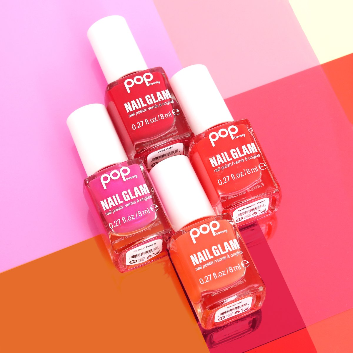 With added nylon to help strengthen and create a non-chip barrier, Nail Glam is here to help you make it POP - unapologetically! #POPbeauty #MakeItPOP https://t.co/LDMWKGB75f