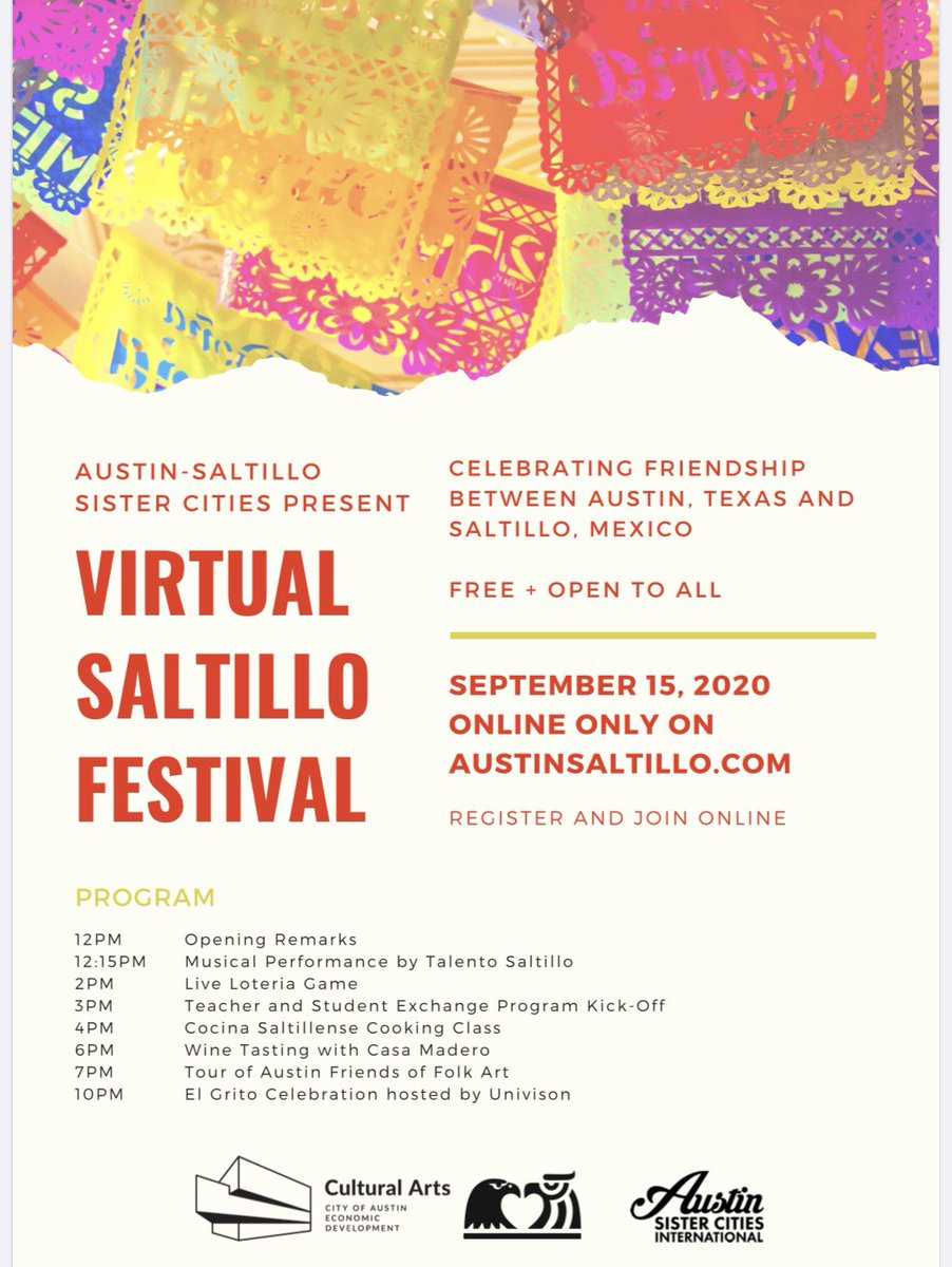 CHISD is celebrating Hispanic Heritage month! Celebrate with us. facebook.com/events/s/virtu…