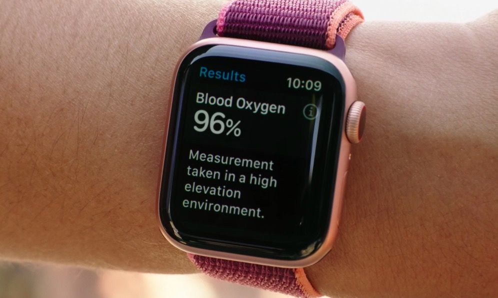 Apple Watch 6 unveiled with incredible blood oxygen monitoring system