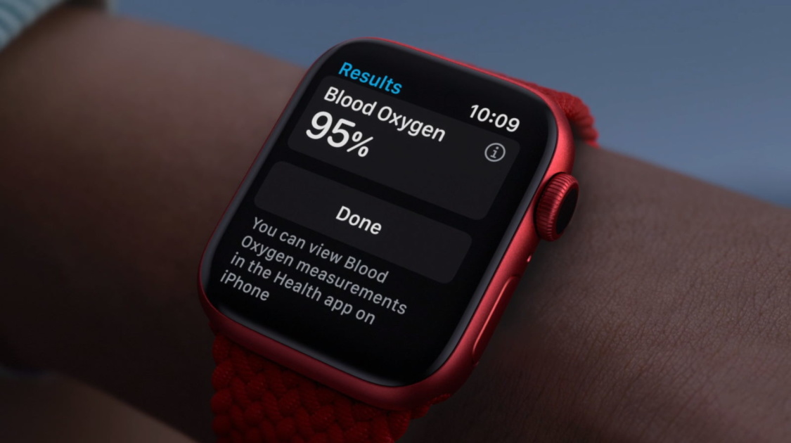 Apple Watch Series 6 is all about colors and a new blood oxygen sensor