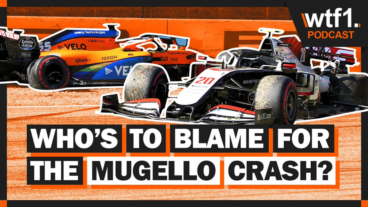 New #WTF1Podcast ft. @oliverjameswebb   It's a loooong podcast for a looong race! 😅 #TuscanGP   📽️ https://t.co/XfRD242psR https://t.co/4RFWbzCCte