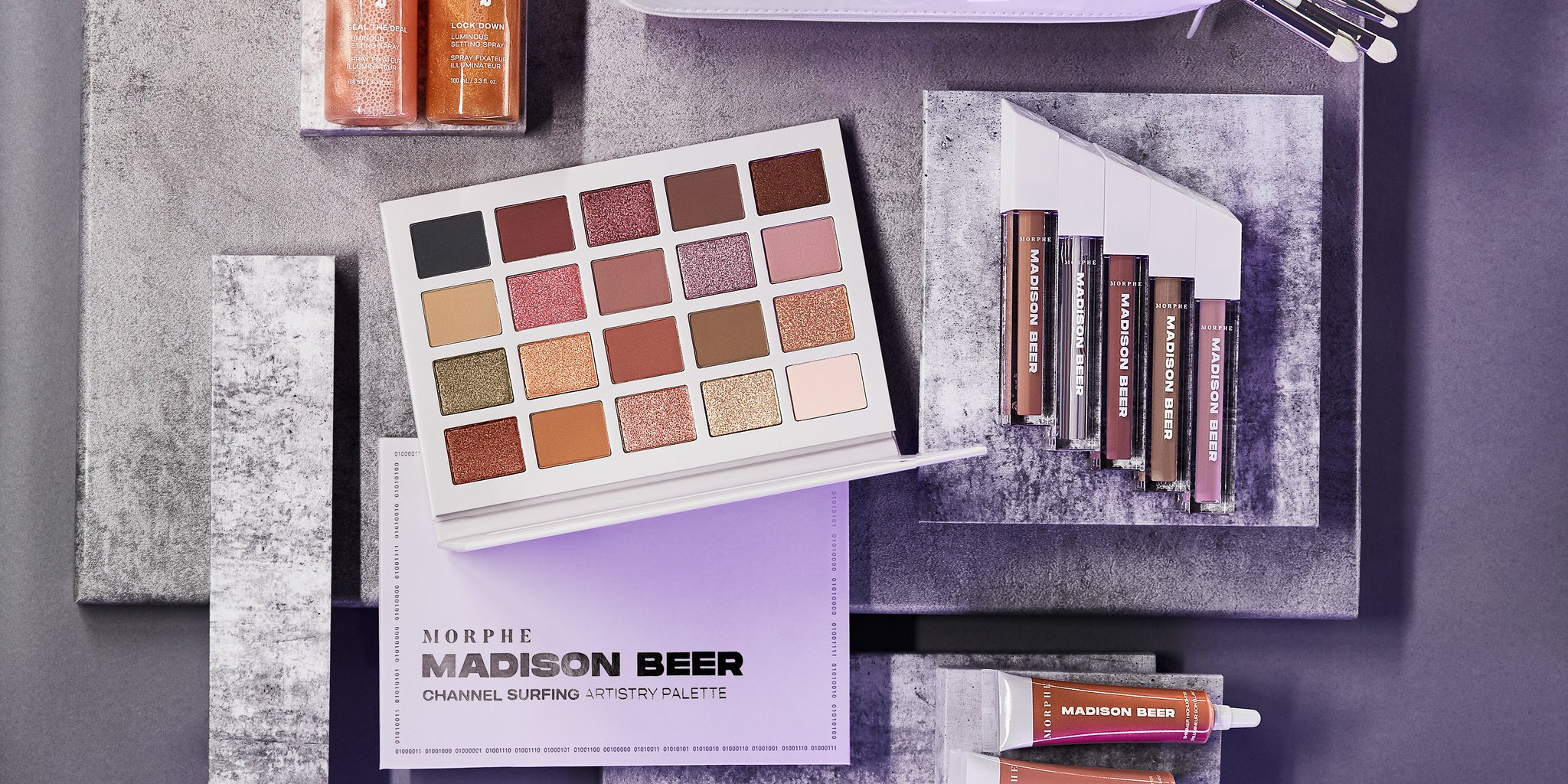 Morphe On Twitter The Madisonbeer Collection Is Now Available On Https T Co Tauaf4i4wx Select Morphe Stores Selfridges Sephoracanada Morphe Morphexmadisonbeer Https T Co O5ob3abpkg The has reached a size of 104 articles. select morphe stores selfridges