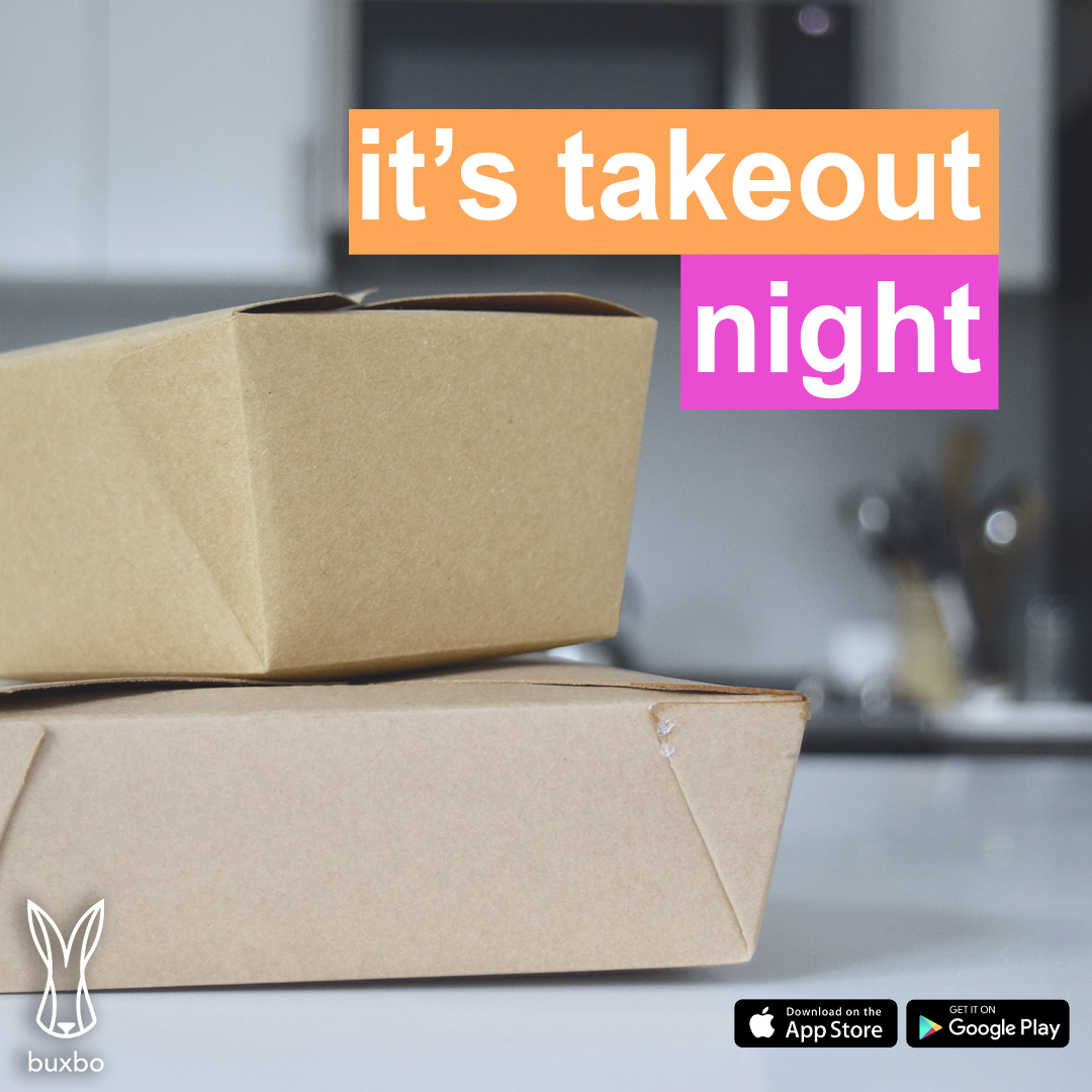 What are you craving 😍 this takeout Tuesday? 🥡 Using Buxbo can help narrow down tasty takeout options 🌮🍗🍕  Visit https://t.co/NOk647rAOX for local offers📍  #TakeoutTuesday #Foodie #Savings #App #Local #TheGreatAmericanTakeout #Instagood #Deals https://t.co/3dbdq6aARW