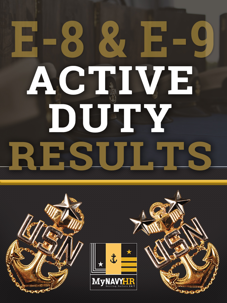 🚨 ACTIVE DUTY E-8 / E-9 RESULTS are LIVE 🚨  Congrats to all those selected!  https://t.co/k68994ggm3 https://t.co/EiCDReEqai
