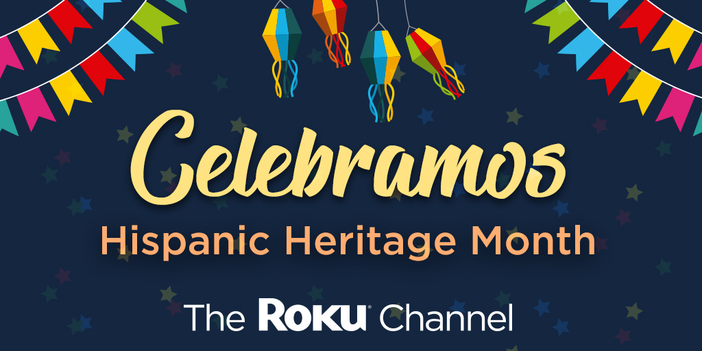 Today, we kick off #HispanicHeritageMonth with a collection of Latino voices, artists, and stories of yesterday and today.  Watch now on The #Roku Channel ➡️ https://t.co/1Zt90VL5PK https://t.co/7RjinETZFA