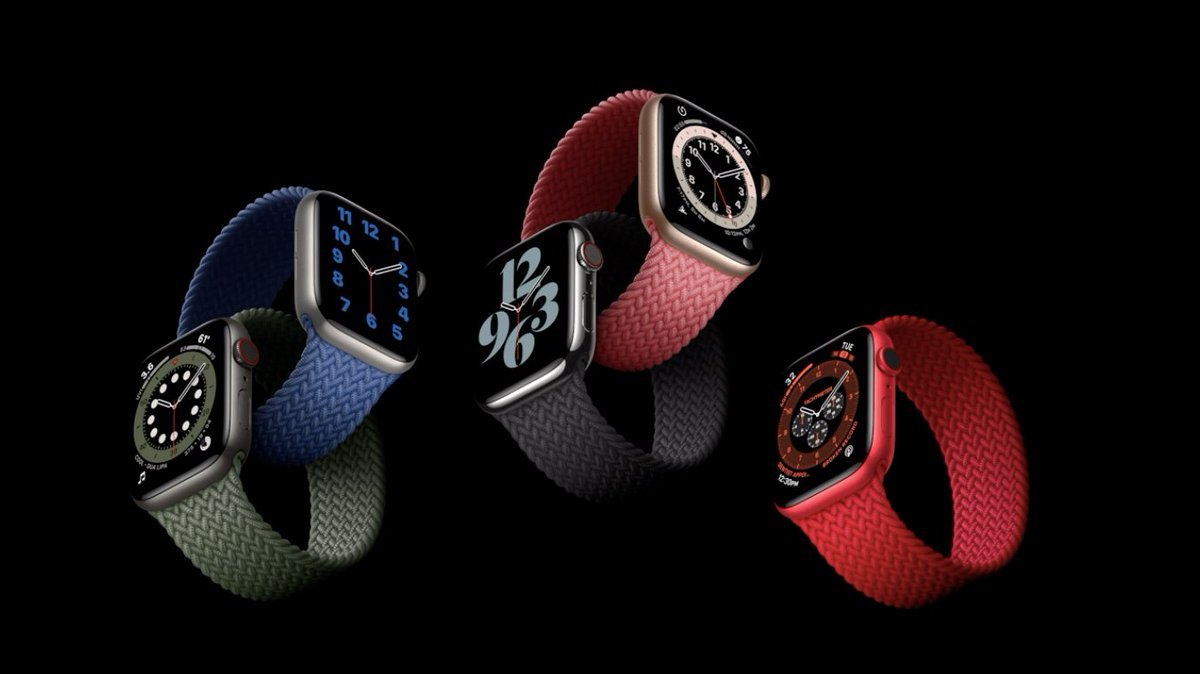 Here's more on the Series 6 and SE from our resident Apple Watch expert @vicmsong: