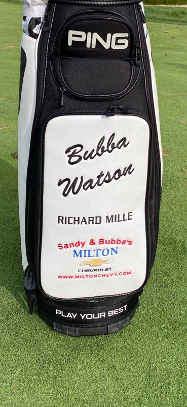 New logo on bag!! @MiltonChevrolet  #DontForgetAboutMilton https://t.co/yPUO0zGyjl