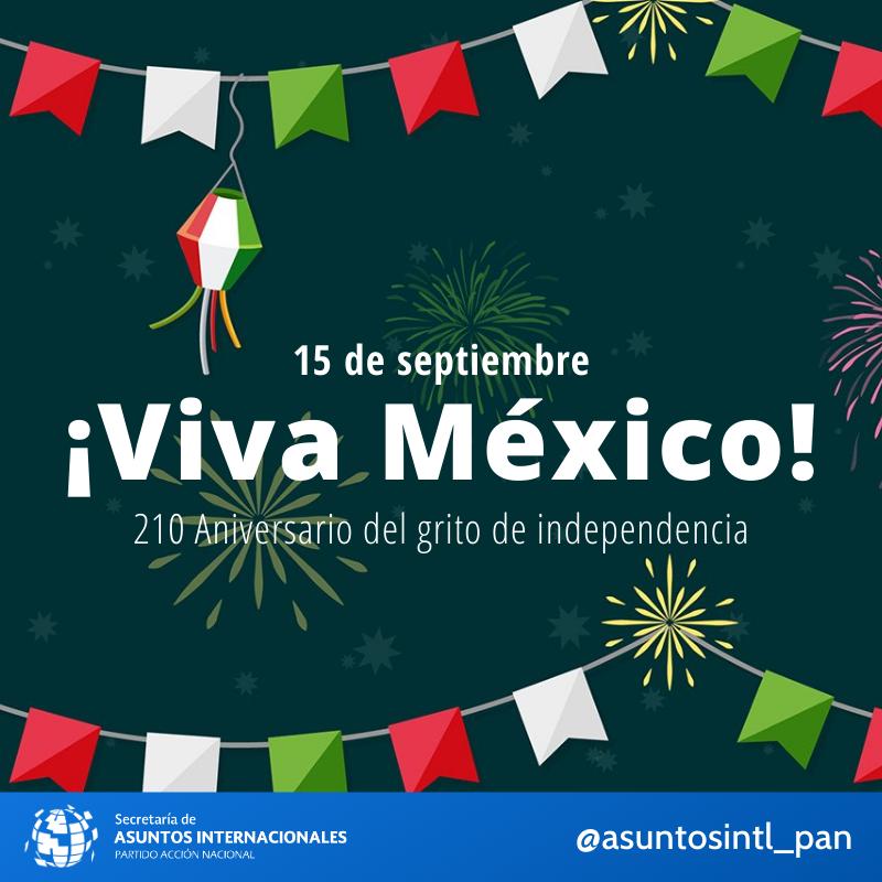 🇲🇽 ¡Viva México! 🇲🇽 https://t.co/reLeBWw33X
