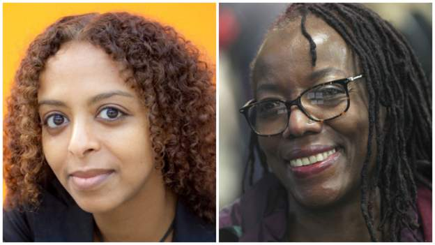 Congratulations to Zimbabwean @efie41209591 and Ethiopian-American @MaazaMengiste - they have both made the six-book shortlist for the #2020BookerPrize! 📚 bbc.in/32yzVji