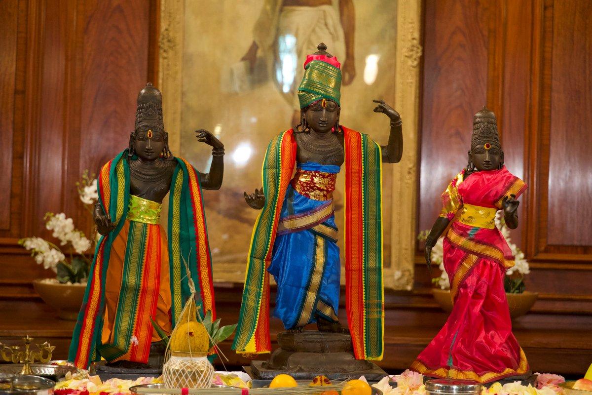 Vijaynagar period stolen murtis of Ram, Sita, Lakshman returned to India by UK