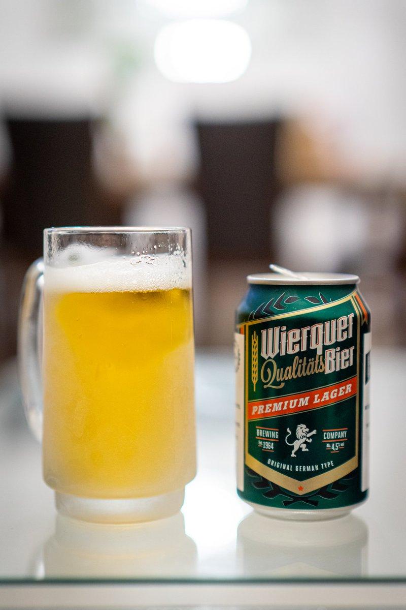Ya conocen la cerveza española con nombre alemán Wierquer Qualitats Bier? La conseguimos en Walmart en $12.90 mxn, trae 4.5% Alc. Vol. Según la etiqueta contiene caramelo clase III, sabe bien para pasar el rato. ¿A ustedes que les pareció? @FontSalem @Wierquer_Bier https://t.co/6vb2e0dKxw
