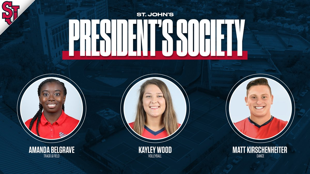 Congratulations to the newest members of the St. Johns Presidents Society! 🔗 bit.ly/32wqUac #WeAreNewYorksTeam