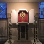 Image for the Tweet beginning: On Sunday our Adoration Chapel