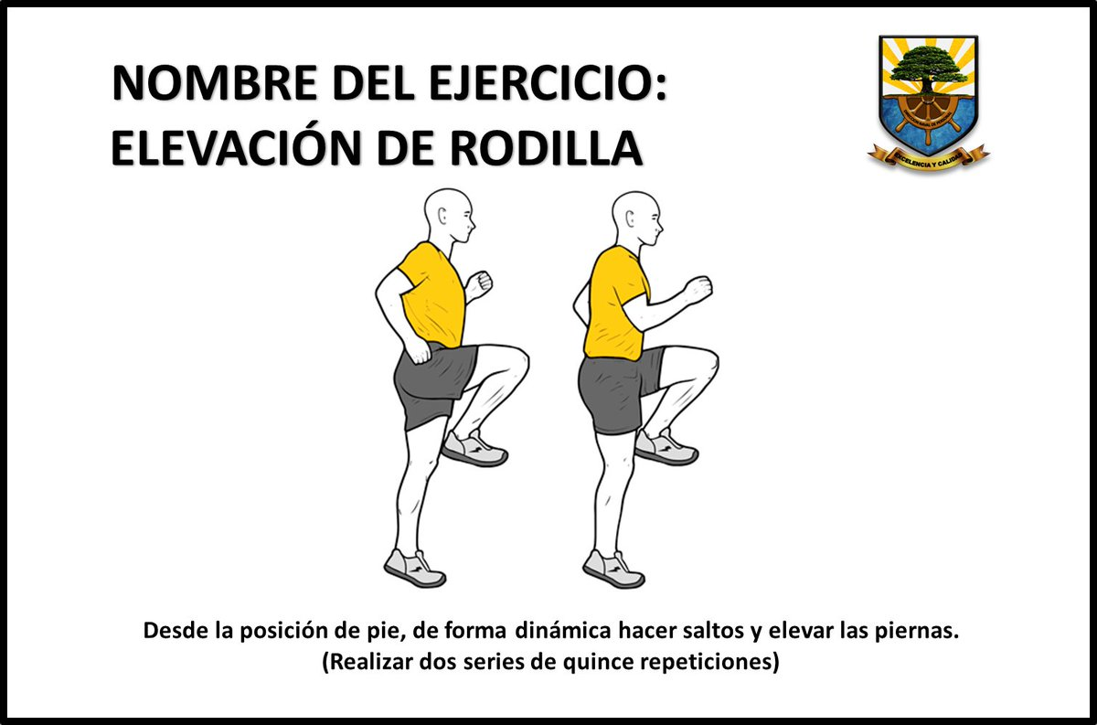 La @DnapeAb invita a todo el personal de la @ArmadaFANB a efectuar los ejercicios establecidos en el instructivo 1648 emitido por el MPPD, a fin de mejorar las condiciones físicas de los integrantes de nuestra FANB. @NicolasMaduro @vladimirpadrino @CeballosIchaso https://t.co/Nt40IXwSUt