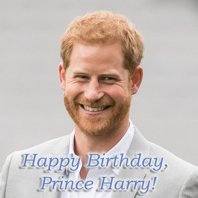 Happy Birthday, Prince Harry! The royal is 36 years old today. Join us in wishing him a great day.