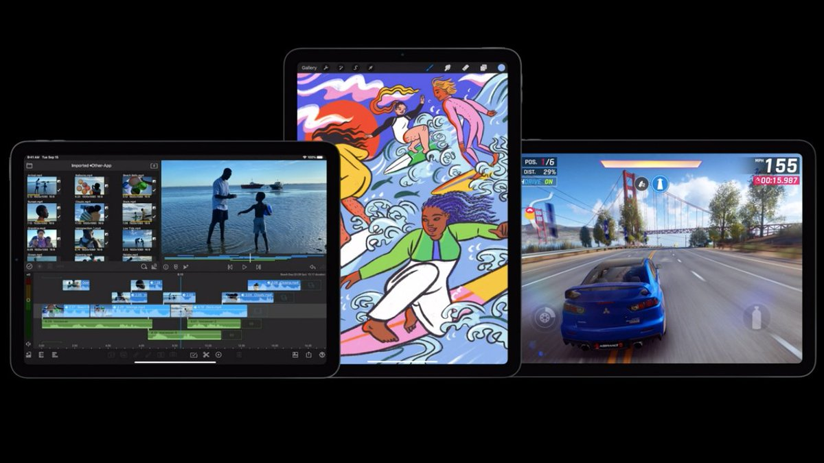 The new 8th-Gen iPad and fully redesigned iPad Air are here AppleEvent   Details: