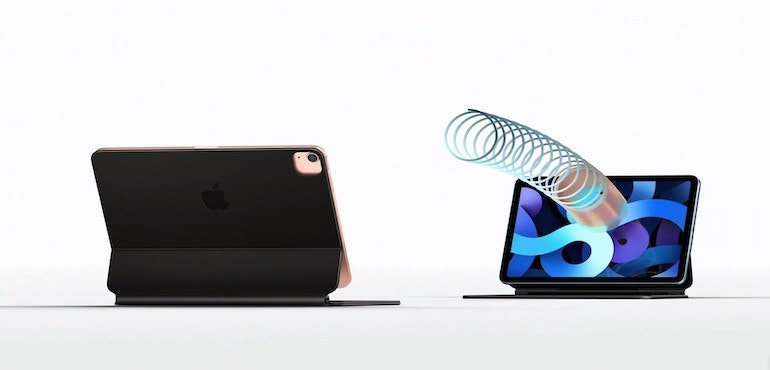 Apple announces impressive design and features for its 8th generation iPad and iPad Air. #Apple #ipad #AppleEvent | https://t.co/NIObYF2kBG https://t.co/R7geewEBWh