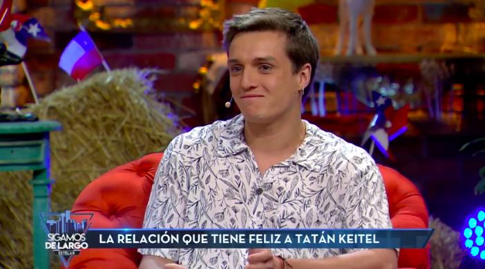 Hijo de Sebastián Keitel fue sorprendido con mensaje de su pololo ❤️ https://t.co/yShmHOF0NE https://t.co/5MJ6IrCsmo