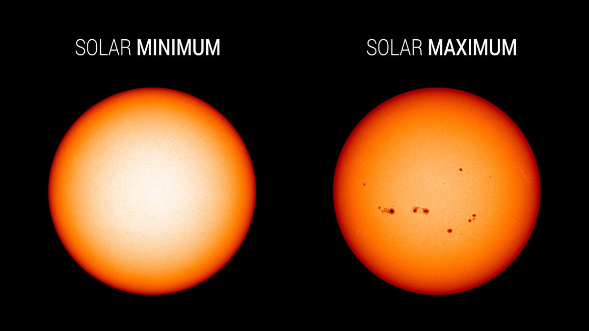 #NASAScience Live starts at 3pm ET / 12pm PT, with experts from @NASA and @NOAA discussing today's announcement about our new solar cycle! Submit your questions using #askNASA. Watch: youtu.be/6XNBuhJ6Qj8
