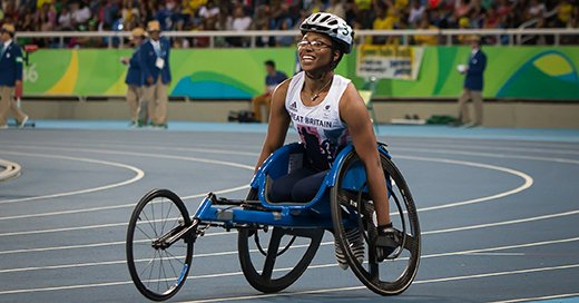 We're celebrating our third year of the para-athlete #bursary, which has been renamed by @HoganLovellsUK for former Chairman Nicholas Cheffings, an advocate for #diversity and active supporter of our partnership with @ParalympicsGB - Meet our 9 recipients: https://t.co/smJU2Rw7mf https://t.co/WtHi4AcQnS