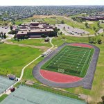 Image for the Tweet beginning: Welcome to IRONTURF life, @CCSDK12.