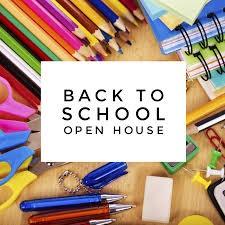حان الوقت تقريبا! تعال لرؤية معلميك ، قابل المستشارين ، تعرف على المدرسة - قل مرحبًا - OPEN HOUSE - اليوم - 3:30 - 6:30 مساءً: https://t.co/qvrVgMf6Jg https://t.co/OZKmelxfNi