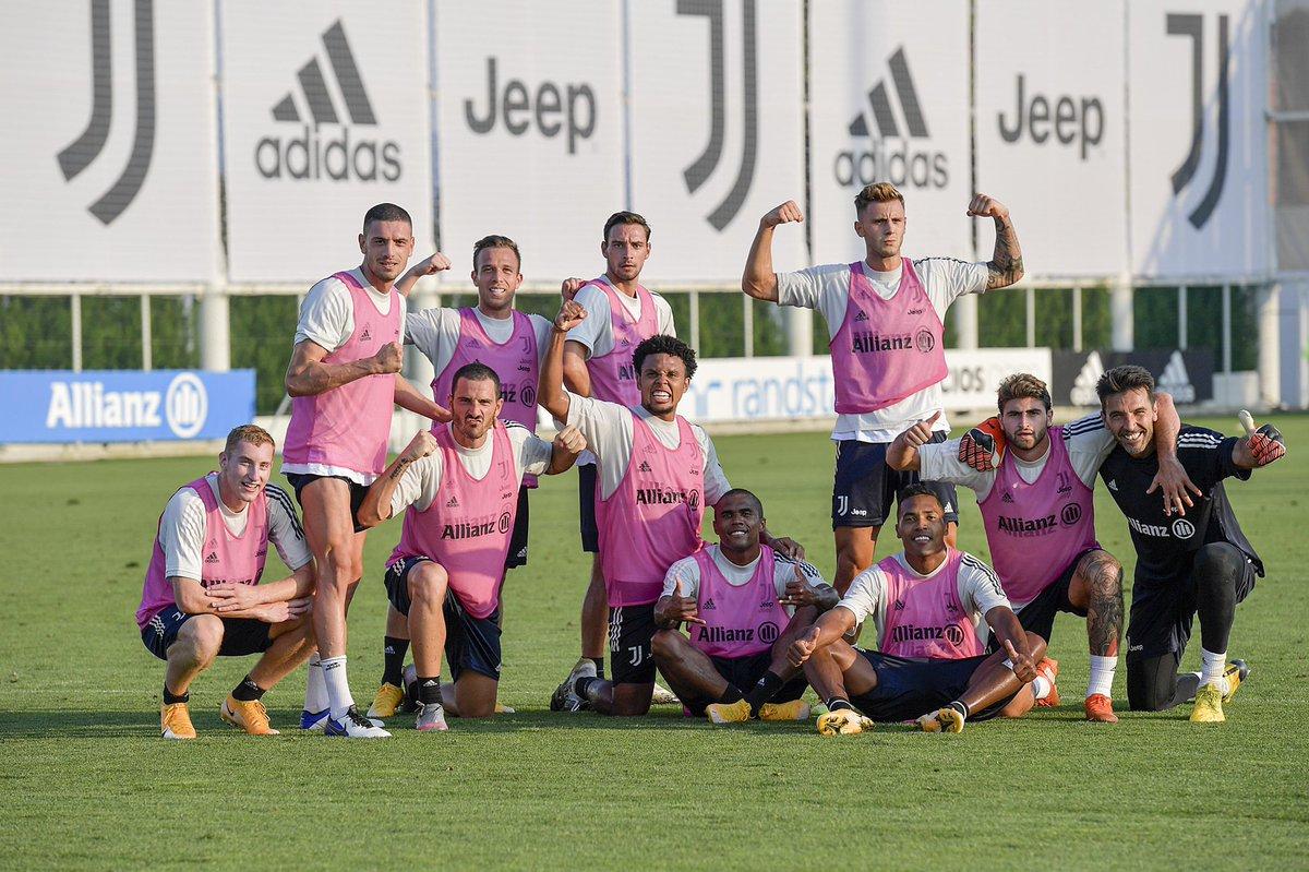 Winning team! #LB19 #FinoAllaFine https://t.co/AXcvPBY4HZ