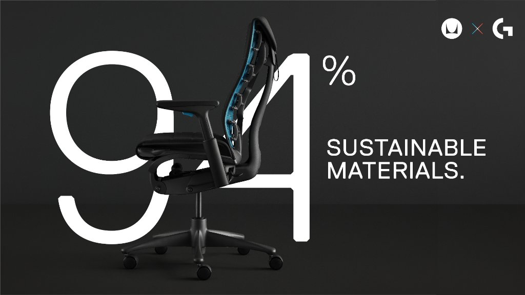 The days of replacing your chair every few years are over. We assemble the #embodygamingchair in the Michigan with durable, sustainable materials and a 12-year warranty. And, it's up to 96% recyclable at the end of its life. Good for you and the planet. https://t.co/Z84gdlfPZh https://t.co/MctrSvATzJ
