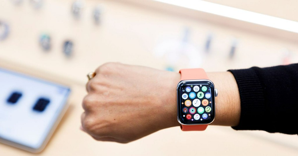 Apple unveils its new Apple Watch Series 6 complete with a blood-oxygen sensor